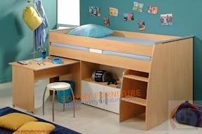Giường ngủ phòng teen SMG14