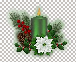 christmas candle green.jpg