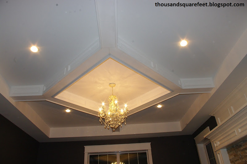 Improvement how to building easy and elegance coffered for Average cost of coffered ceiling