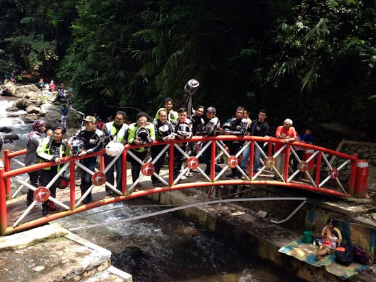 CCI Jakarta goes to Guci - Tegal