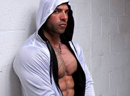 Max Hilton - MuscleHunks, Club Muscle