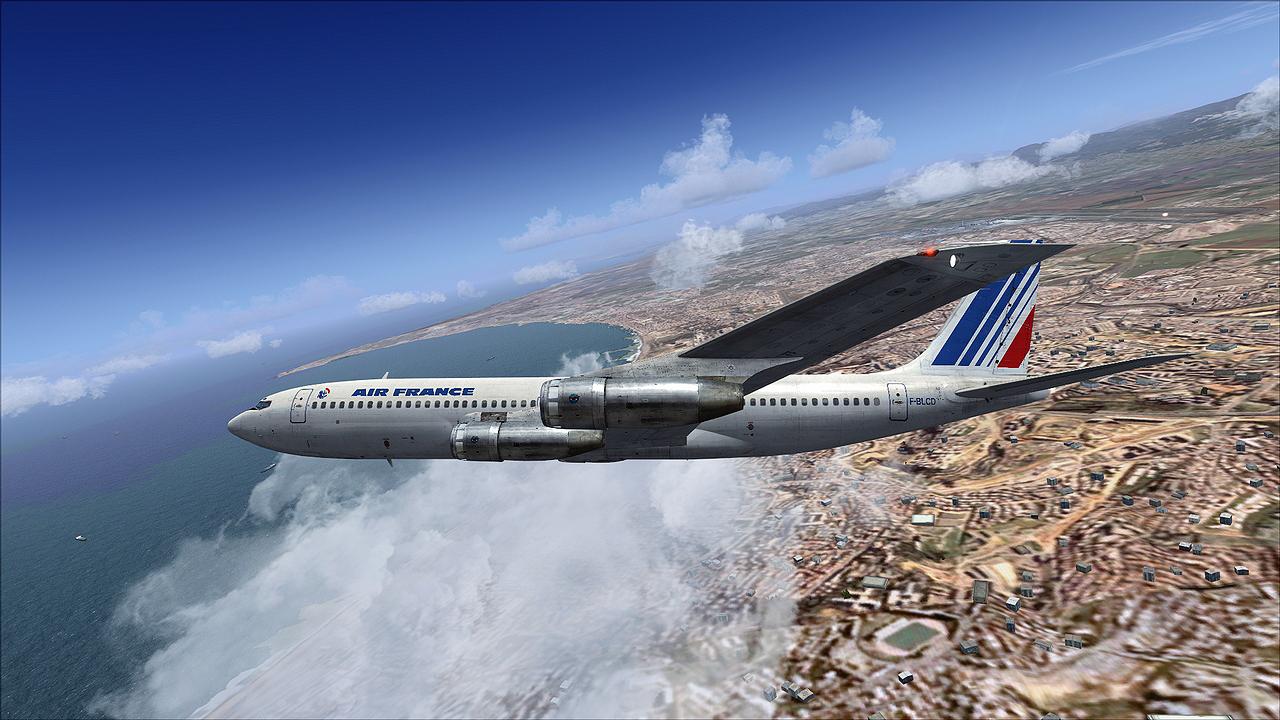 60's : Boeing vs Douglas