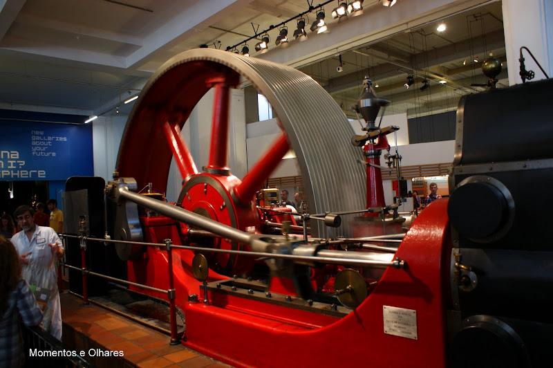 Londres, Museu da ciência
