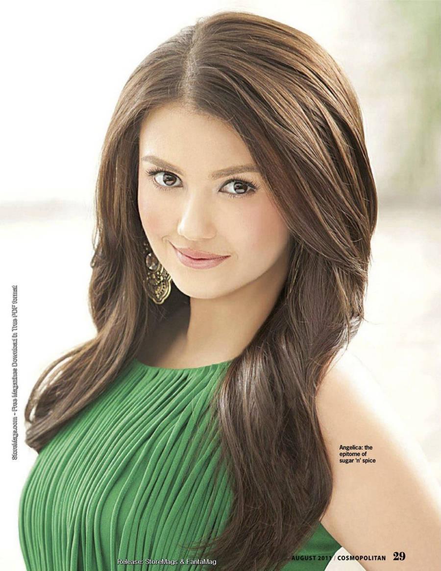 Angelica Panganiban - Angelica%2BPanganiban%2BCosmopolitan%2BPhilippines%2BSeptember%2B2011