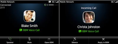 BBM Voice on BBM v7.0.0.100 BETA