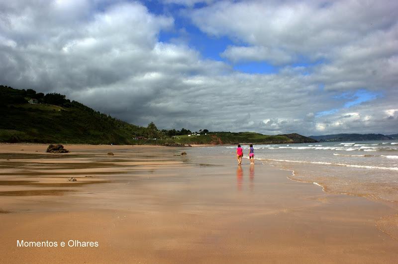Praia do Arenal de Moris