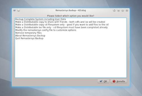 Remastersys su Ubuntu