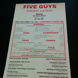 Five Guys Burgers and Fries's profile photo