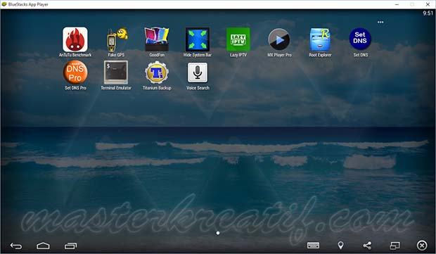 BlueStacks Rooted