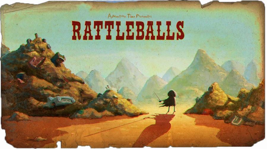 Rattleballs