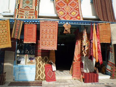 Alfombras Kairouan Tunez