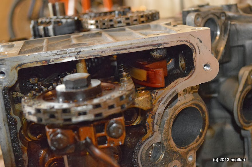4l sohc timing chain rattle (cheap fix!!!) [Archive] - The