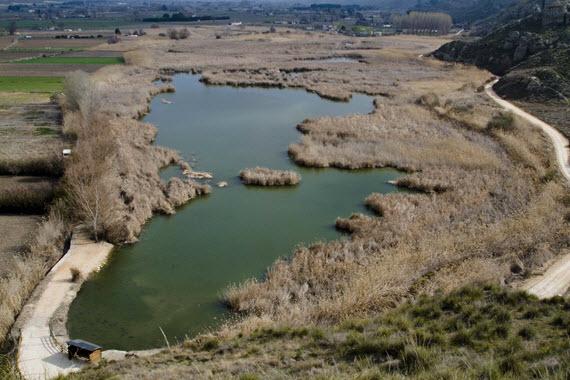 Recuperada la laguna de San Juan de Chinchón