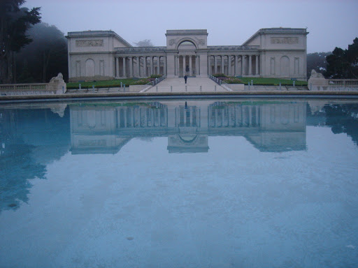 he legion of honor fine arts museam - lincoln park san francisco california.jpg