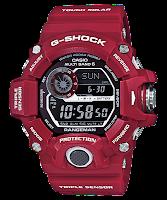 Casio G Shock : GW-9400RD