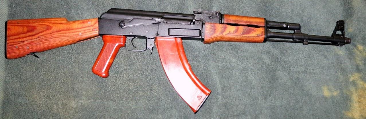 This looks like Polish wood. Arsenal SAM7r     Can I put any standard wood furniture set on