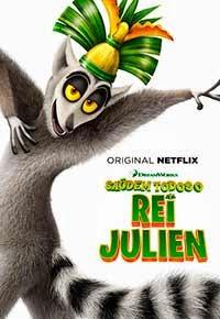 Baixar Filme Saúdem Todos O Rei Julien Dublado Torrent