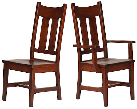 Montrose Chair in Iconic Maple
