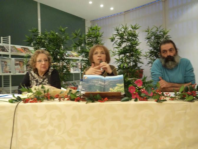 Apresentação do livro 'Esta terra que sou eu' de Maria Otília Duarte Pimenta Henriques no Sábado, 29 de Novembro de 2014