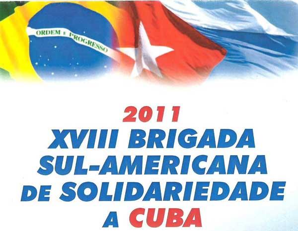 Brigada de Solidariedade a Cuba