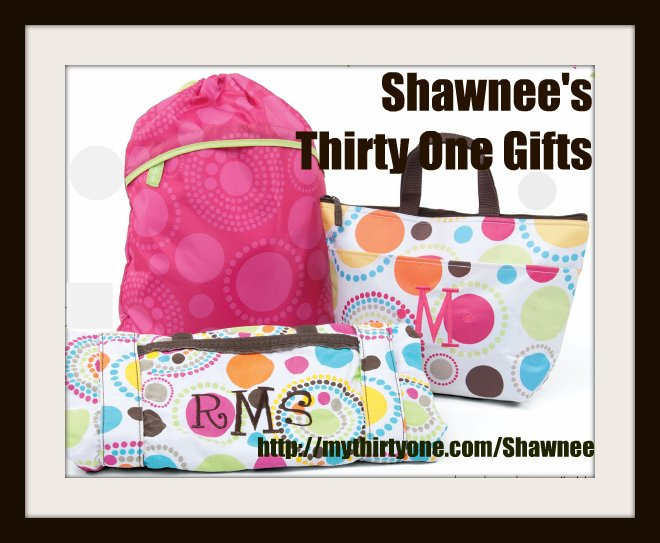 How do thirty one gift certificates work