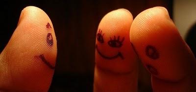 فن الرسم على الأصابع-الفنون-منتهى