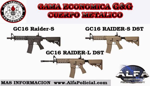 NOVEDADES !! -  www.AlfaPolicial.com G%2526GGC