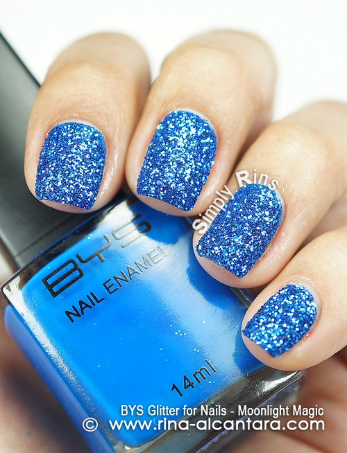 BYS Glitter for Nails - Moonlight Magic