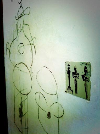 Bocetos de Miró