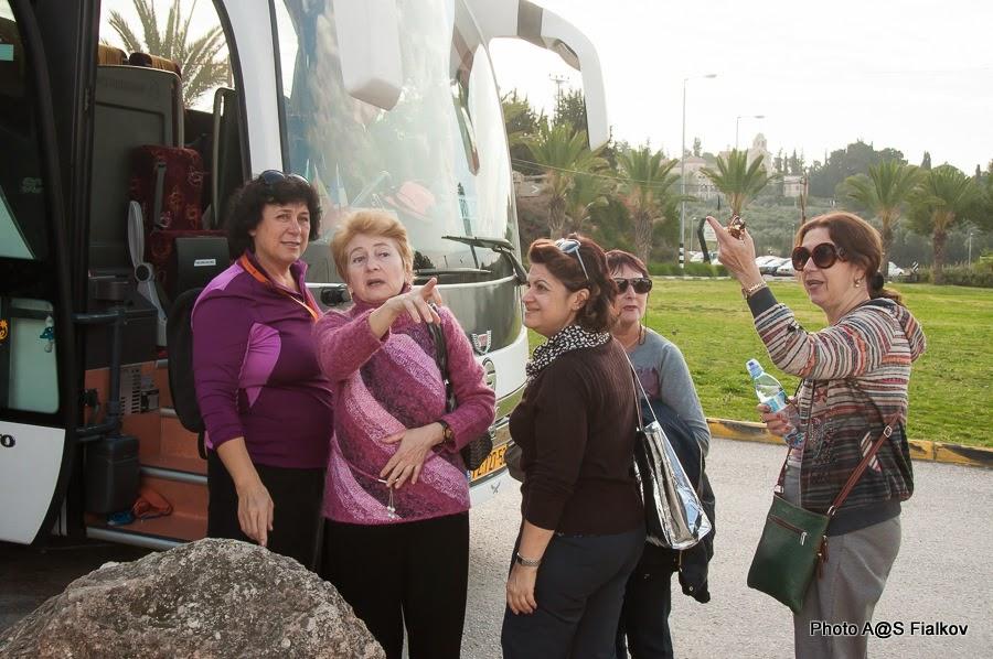 фоторепортаж об экскурсии в Иерусалим. Гид в Израиле Светлана Фиалкова