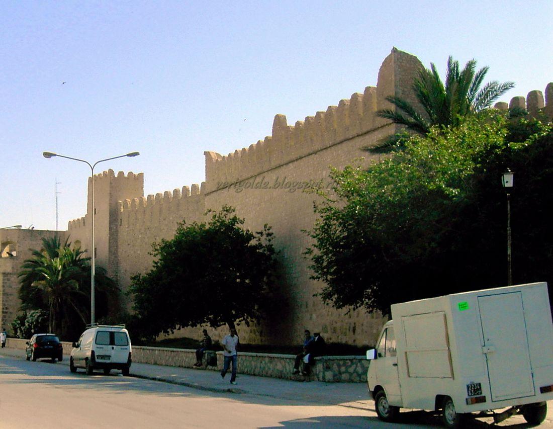 Арабская Медина - достопримечательности в Сусе