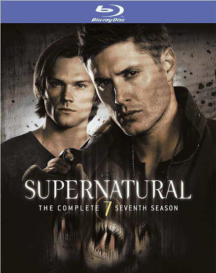 Supernatural – Temporada 7 [4xBD25]