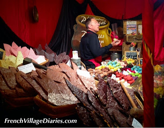 French Village Diaries salon du vin et de la gastronomie Niort wine and food show