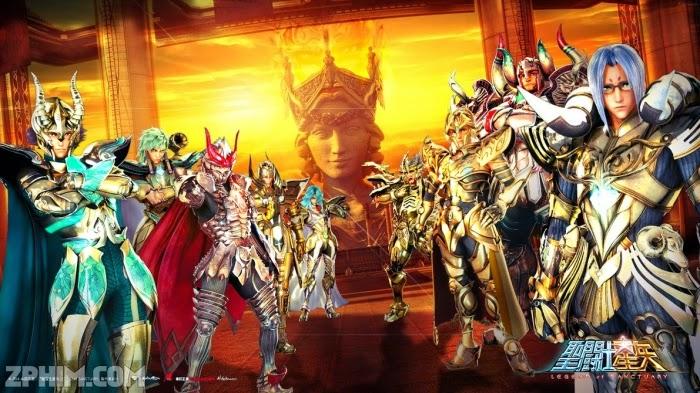 Ảnh trong phim Thành Đấu Sĩ Seiya: Huyền Thoại Thánh Vực - Saint Seiya: Legend Of Sanctuary 1