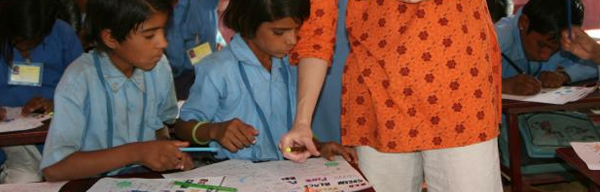 Volunteering in India thumbnail