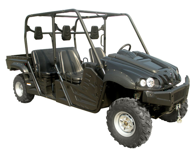 700cc Hisun 4 Seater Four Person Farm UTV Ute Side by Side