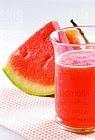 gambar es jus jeruk semangka