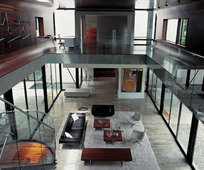 Houston Texas Modern Interior Design