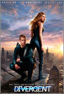 Divergente DVD R Capa