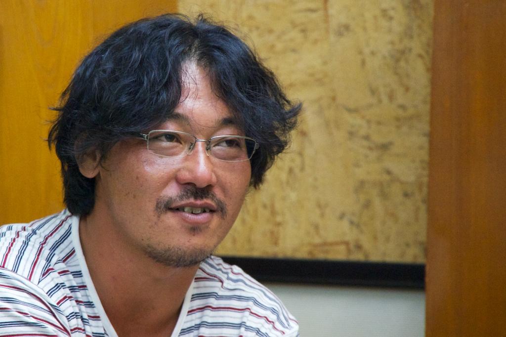 橋本哲さん