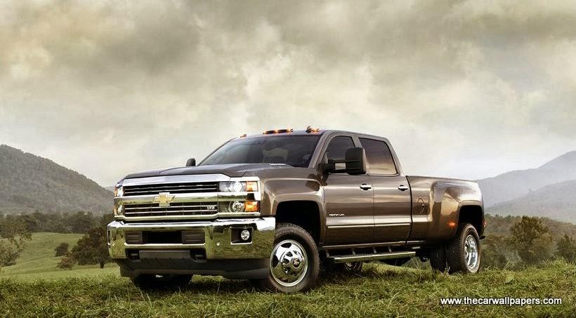 Chevrolet Silverado HD 2015