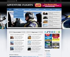 Adventure Flights