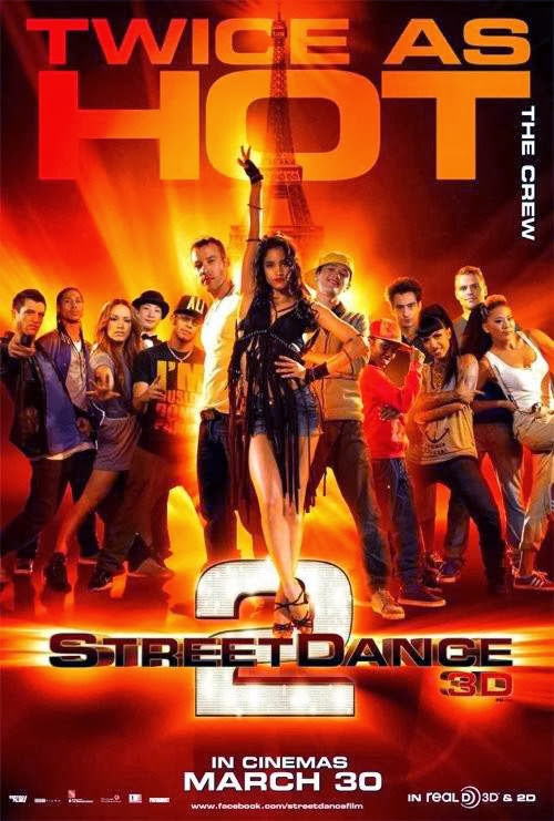 Poster Of Street Dance 2 (2012) Full Movie Hindi Dubbed Free Download Watch Online At Alldownloads4u.Com