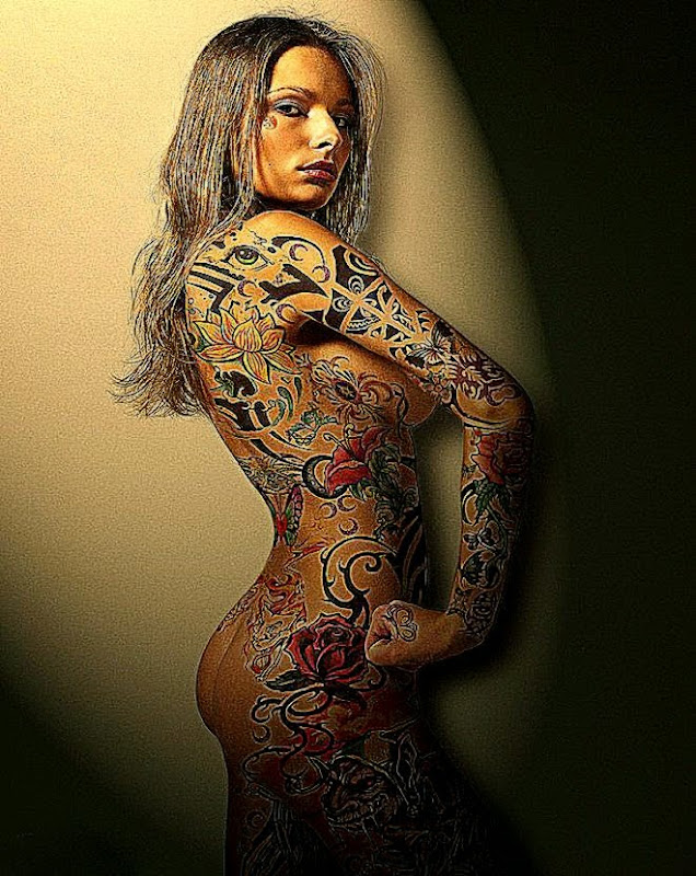 Body Art And Tattoos Body Art Pictures