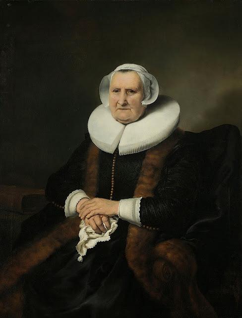 Ferdinand Bol - Elisabeth Bas