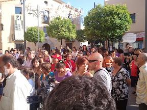 Manifestació contra les retallades
