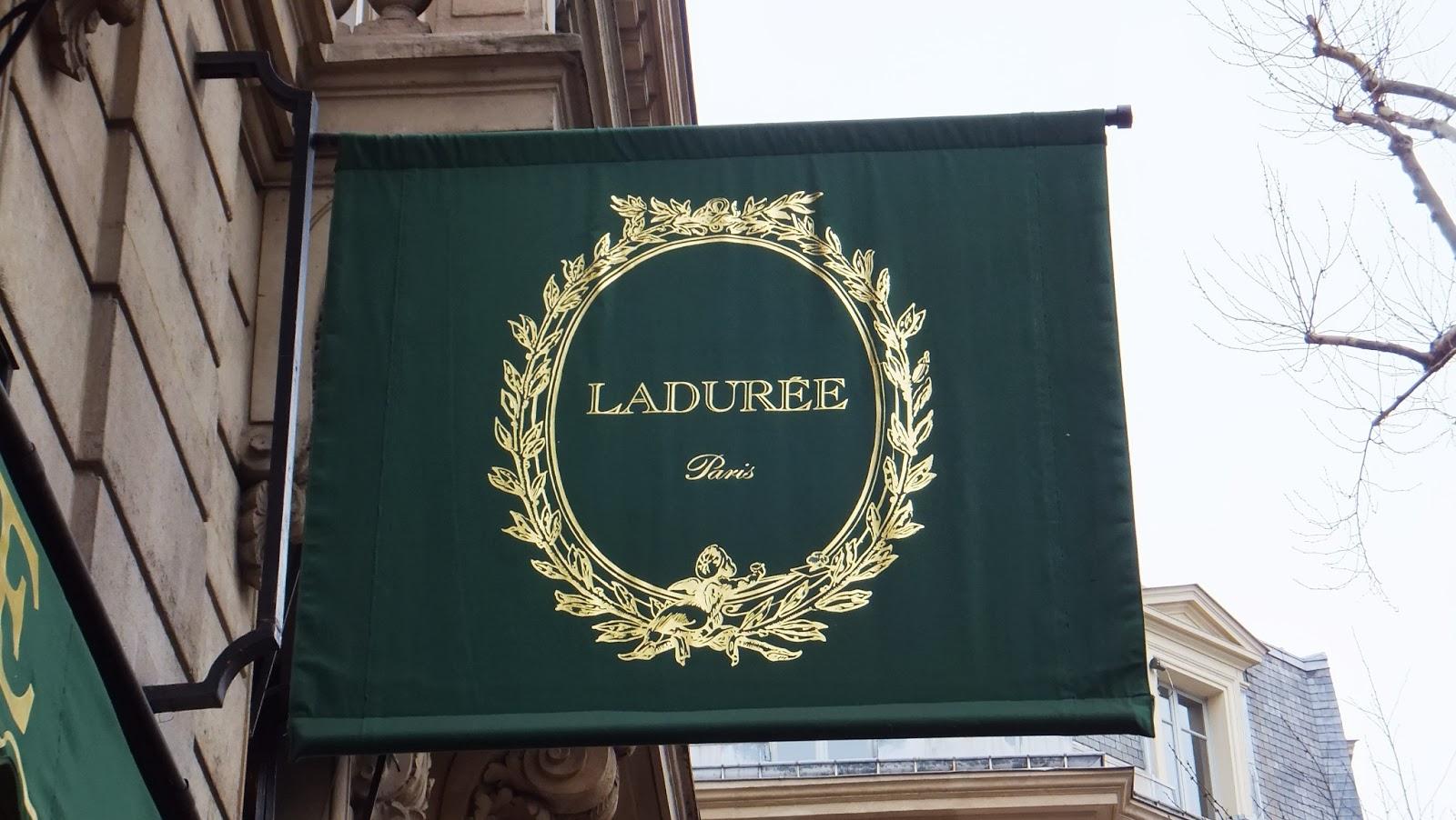 Ladurée, París