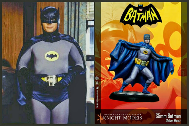 Batman Adam West de Knight Models