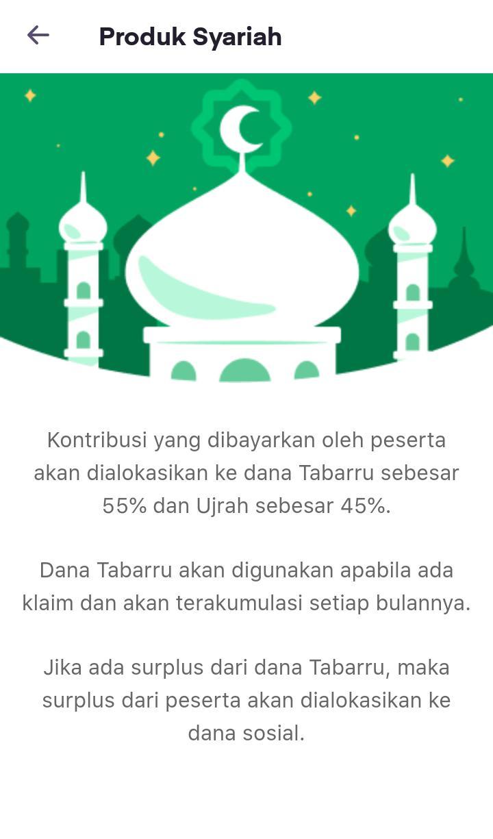 Asuransi Syariah PRUTect Care - Hospital Cash
