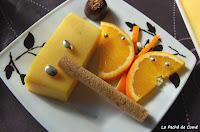 Bavaroise de naranja